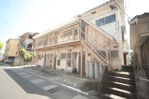 【小松原2丁目】高木アパート A棟201号