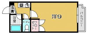 【 東谷山1丁目 】 ソーラー館 402号